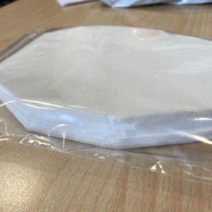 50 filtri TNT di ricambio per mascherine