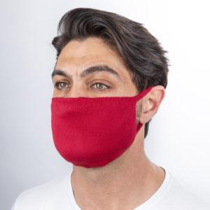 mascherina filtrant fuoco